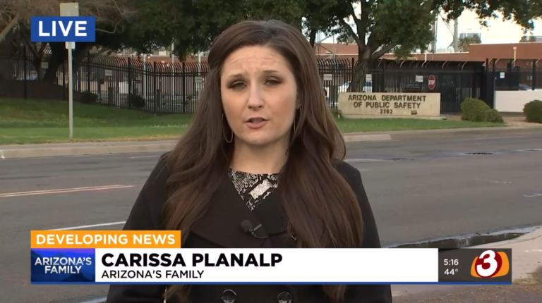 Carissa Planalp Arizona's Family TV3