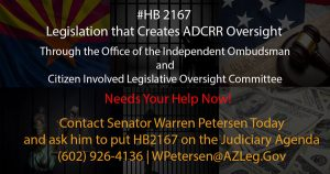 Contact Sen. Warren Petersen